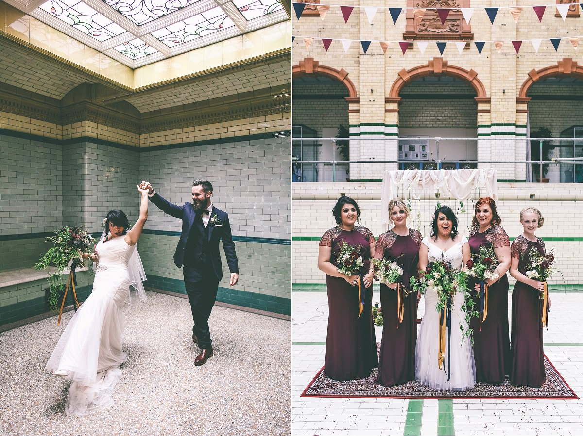Bridal Party Jenny Packham