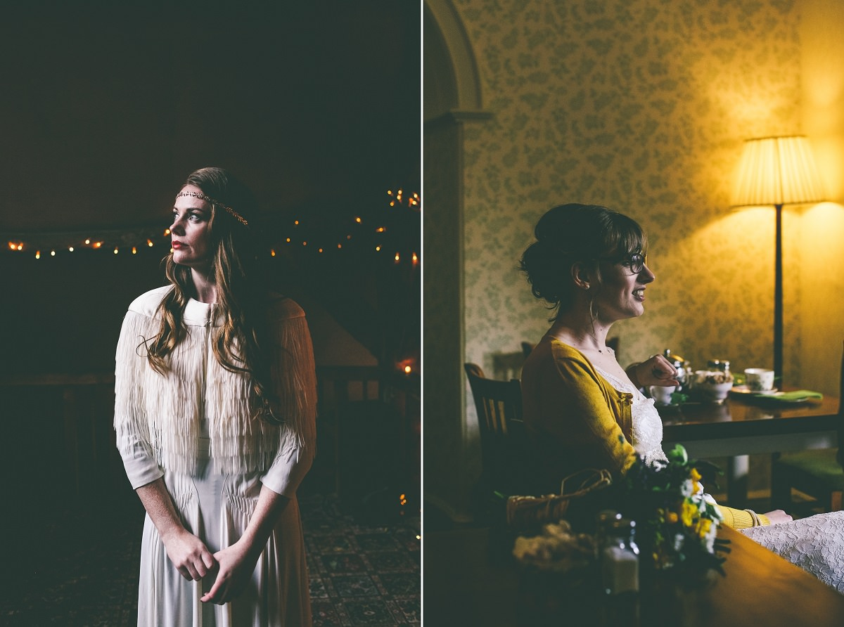 Bridal Portraits Light