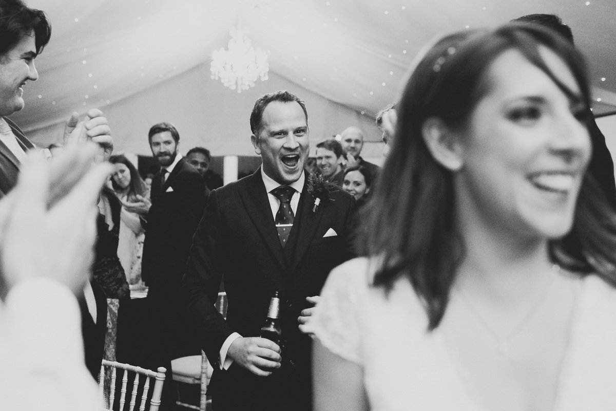 Combermere Abbey Winter Wedding