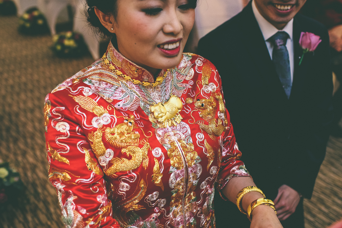 Chinese Wedding Jewellery