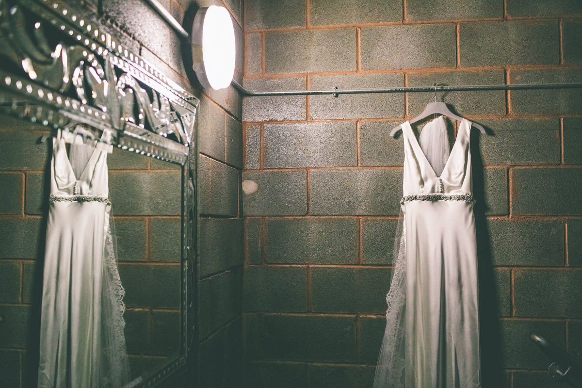 Victoria Warehouse Manchester Wedding