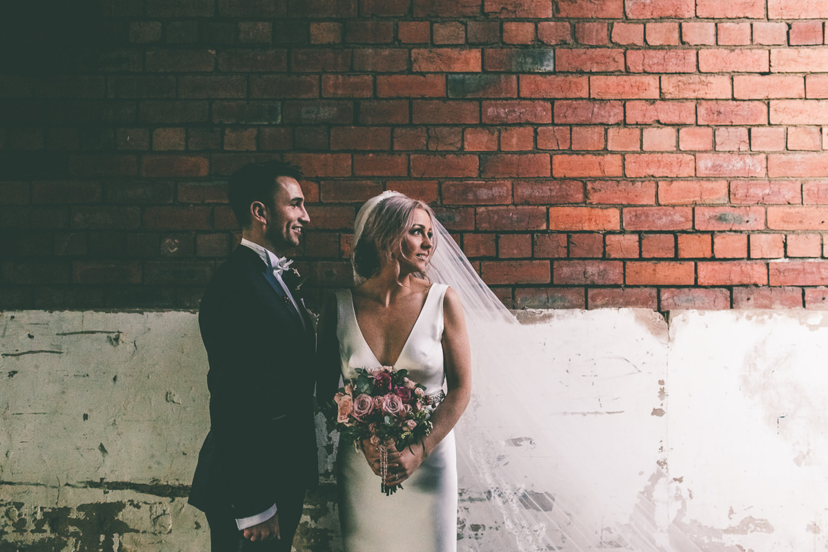 Manchester Winter Wedding