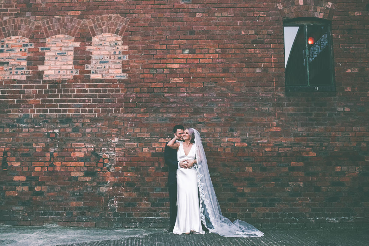 Manchester Warehouse Wedding Photography