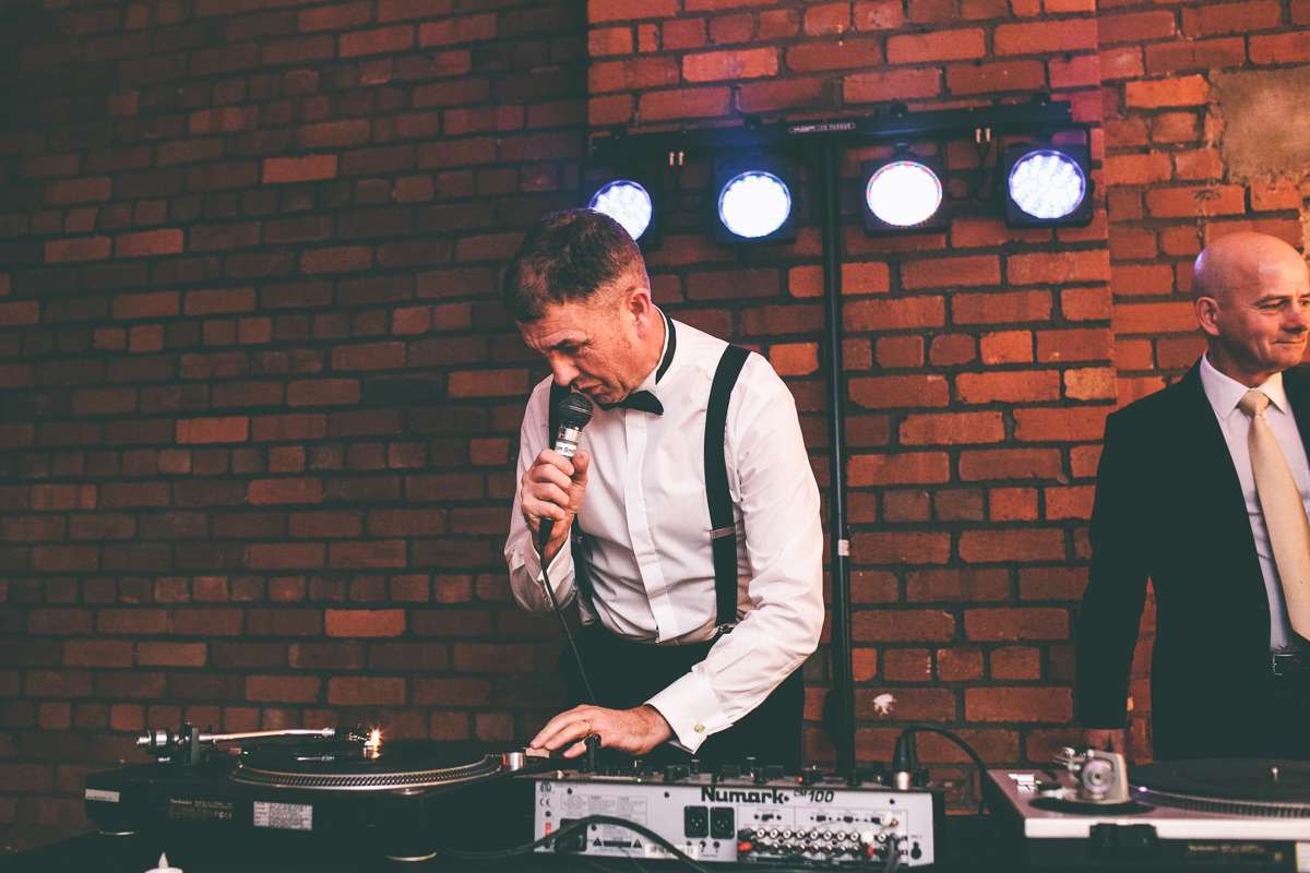 Manchester Victoria Warehouse Wedding