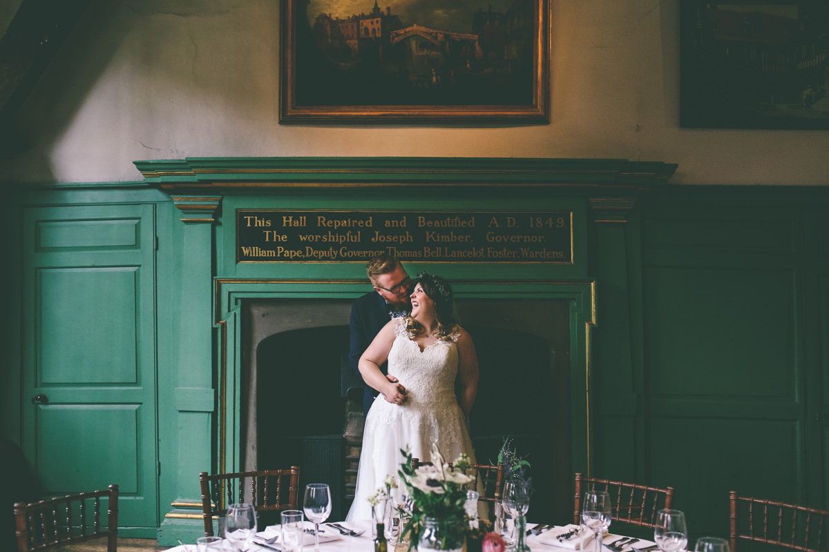York Adventurers Hall Wedding