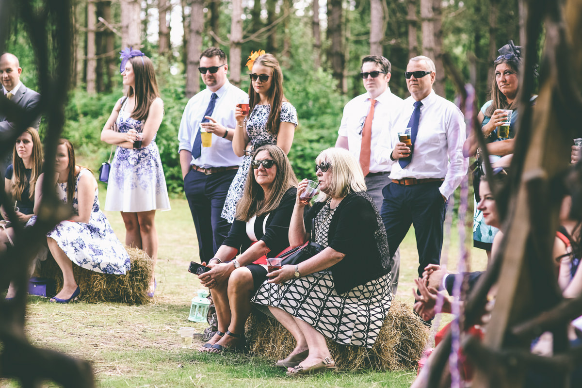 Delamere Forest Wedding