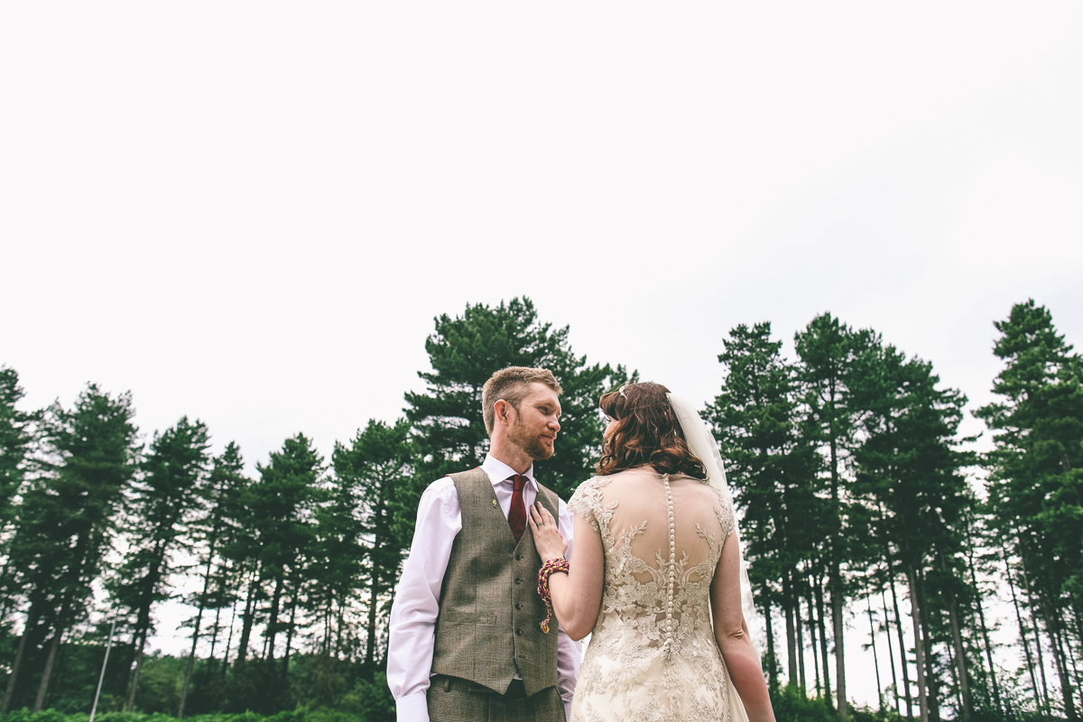 Delamere Forest Woodland Wedding