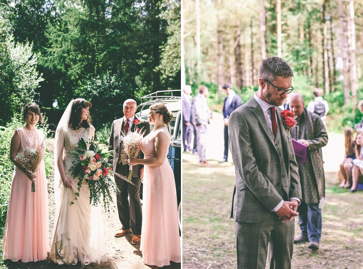 Delamere Forest Wedding Photography