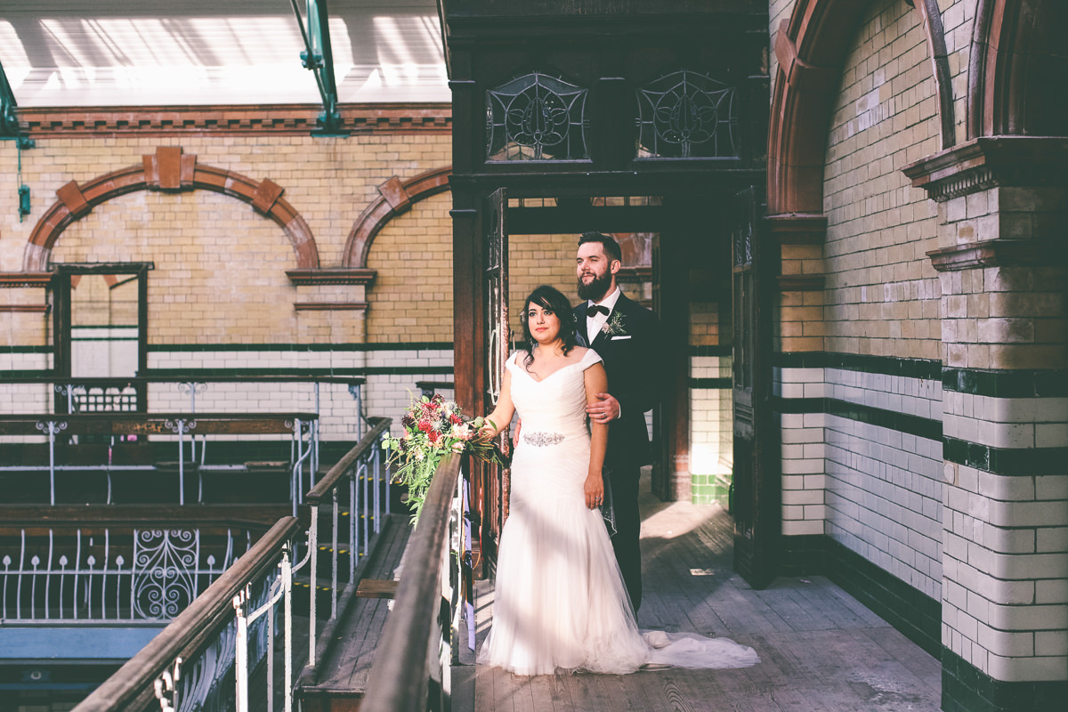 Victoria Baths Wedding
