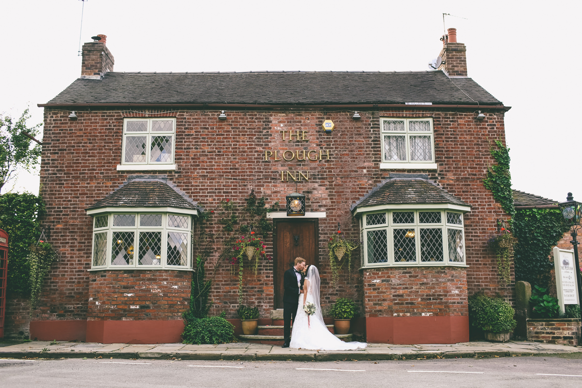 Country Pub Wedding