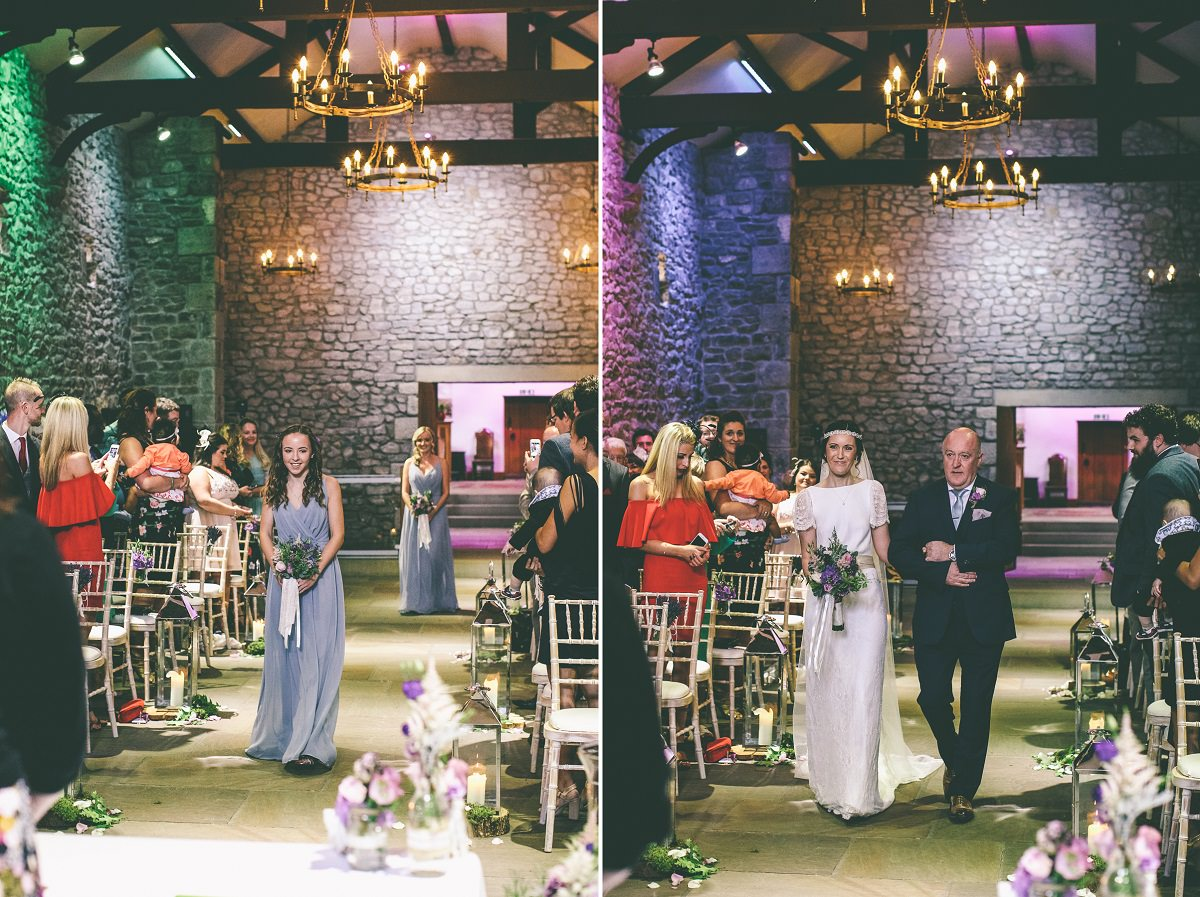 Browsholme Hall Wedding Photographer
