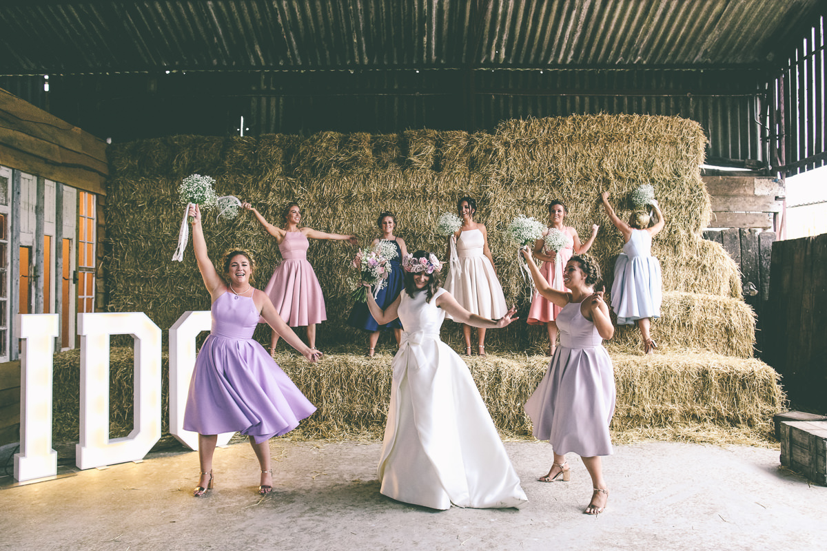 Owen House Barn Summer Wedding