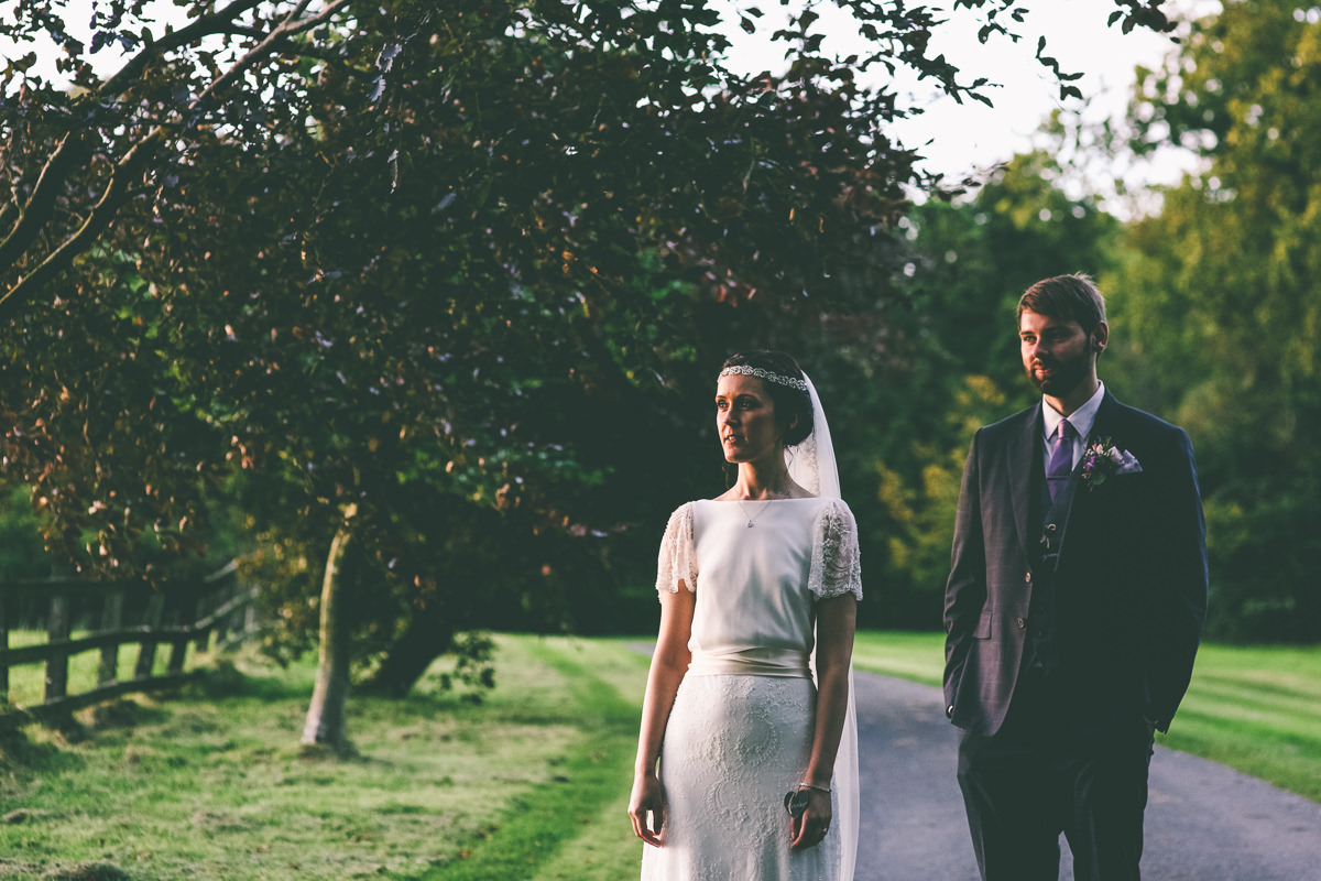 September Wedding Portraits