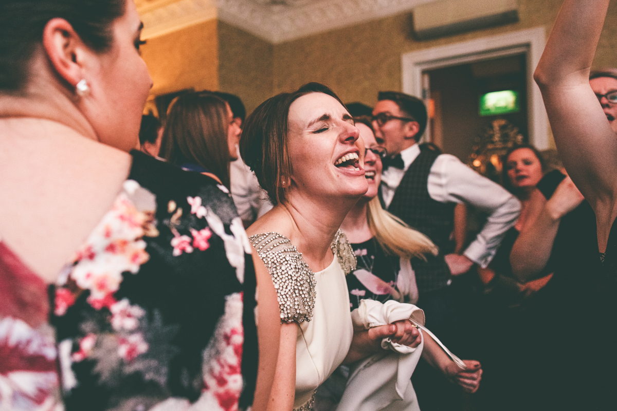 Didsbury House Hotel Wedding