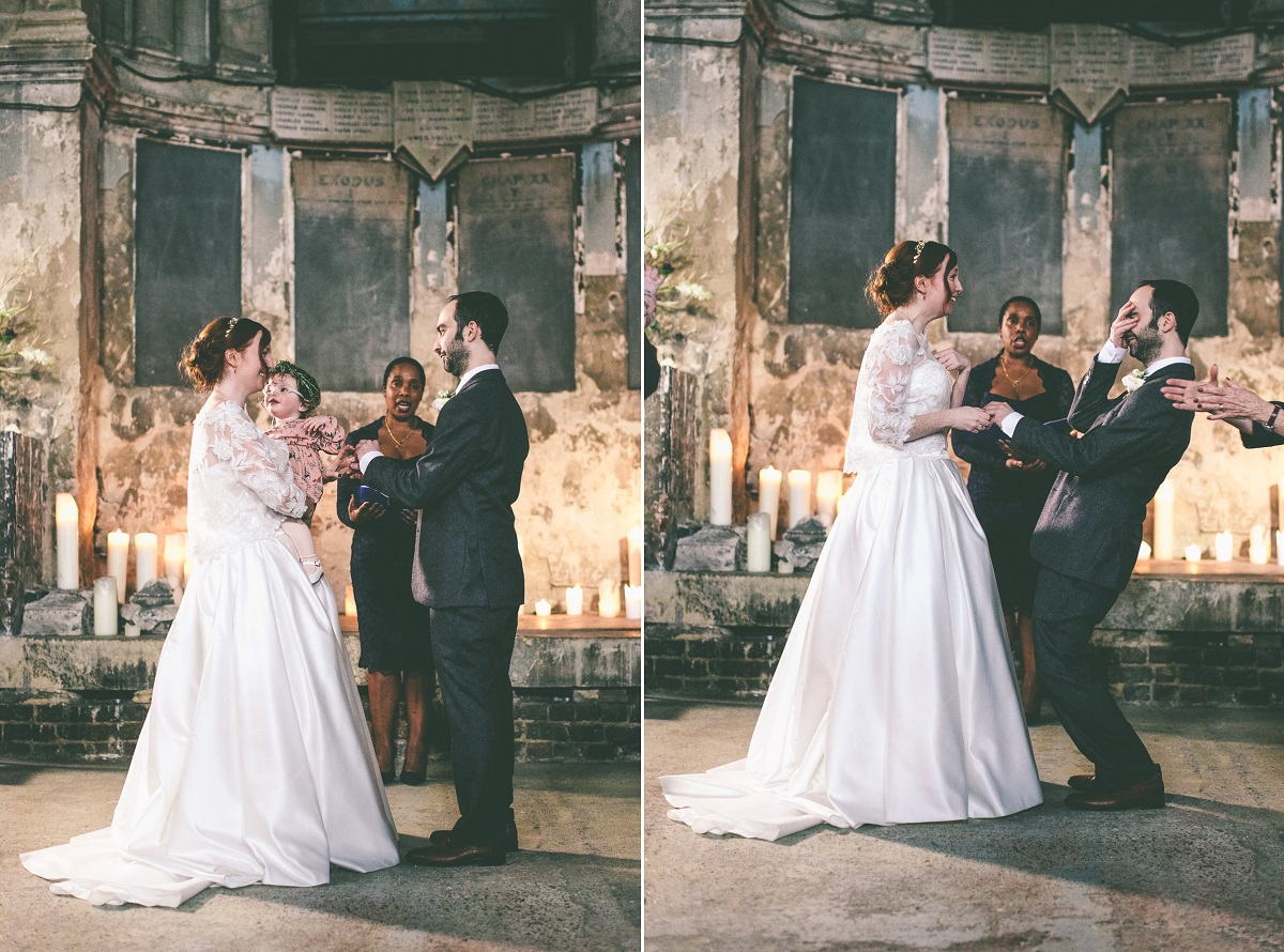 Wedding at The Asylum