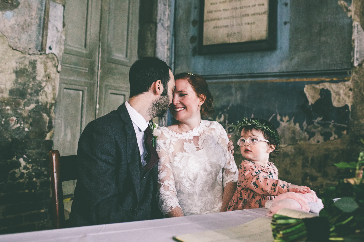 The Asylum Peckham Wedding Photography