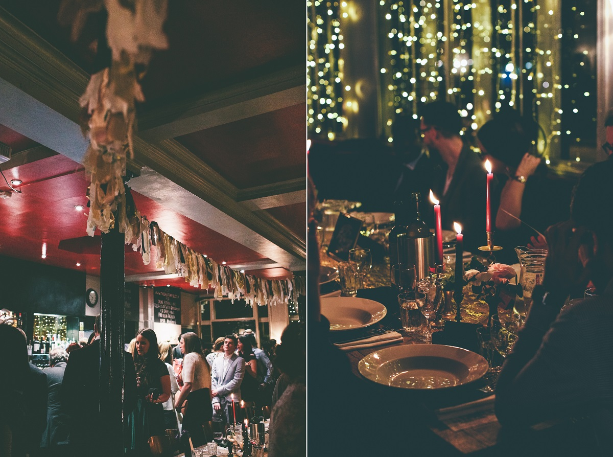 The Easton London Pub Wedding