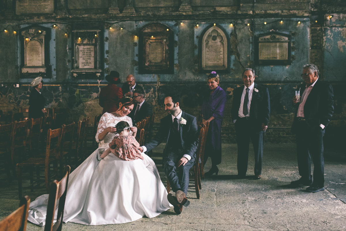 The Asylum Peckham Wedding