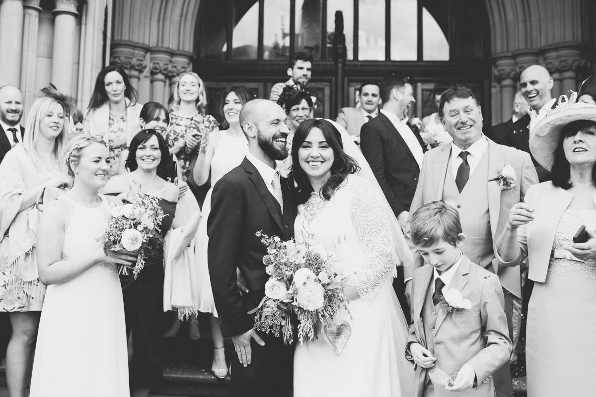 Town Hall Manchester Wedding
