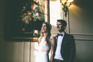 Brympton House Wedding Portraits