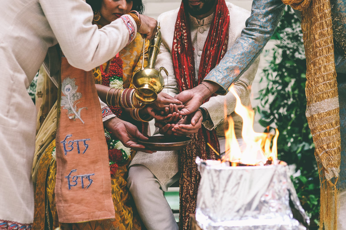 Hindu Wedding Ceremony Details