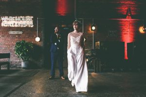 Victoria Warehouse Wedding Photographer