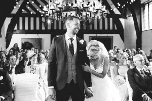 Salmesbury Hall Wedding Photographer