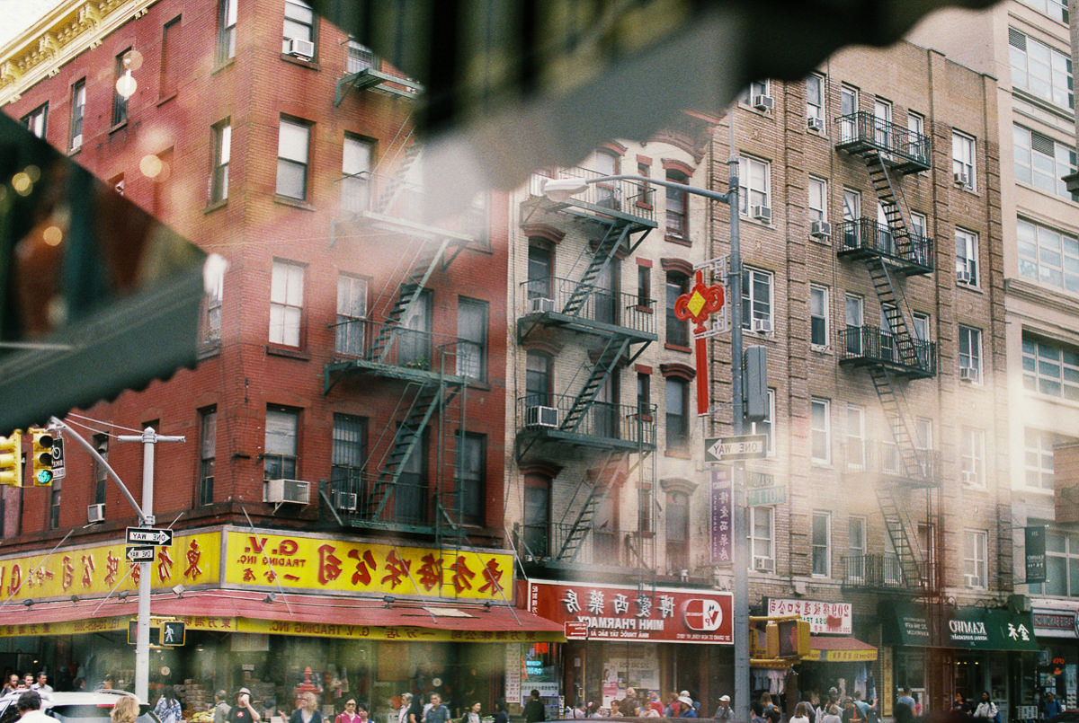 China Town New York