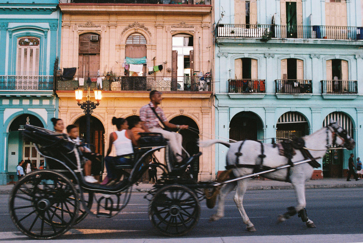 Film Photography Havana