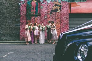 City Centre Wedding Manchester