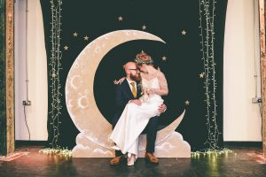Wedding Moon Photobooth
