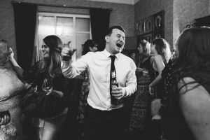 Didsbury House Winter Wedding