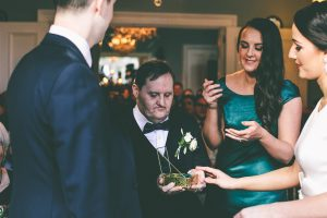Wedding Ceremony Didsbury House Hotel
