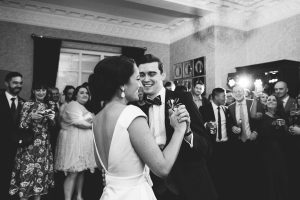 First Dance Didsbury House Hotel
