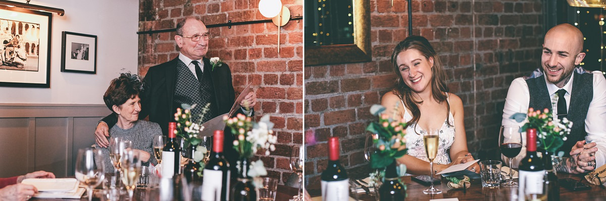 Intimate Liverpool Wedding