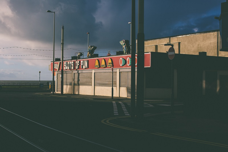Blackpool Travel Photographer