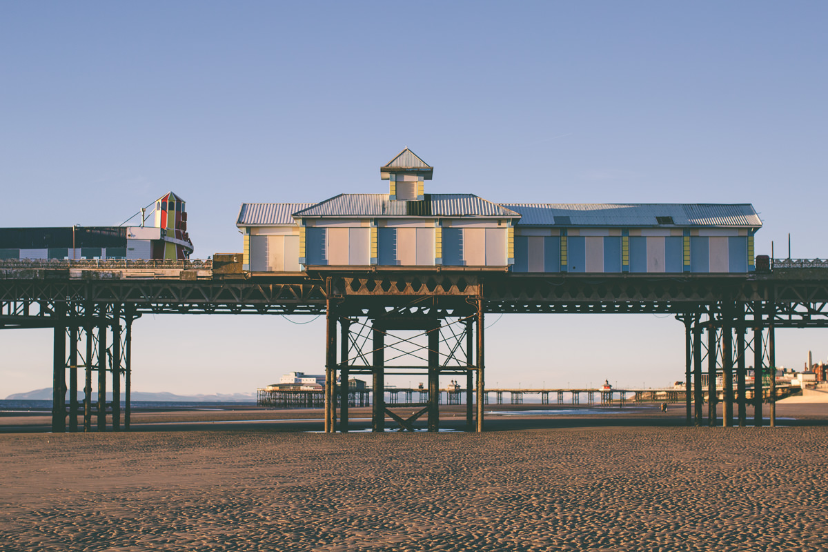 Blackpool Photographer