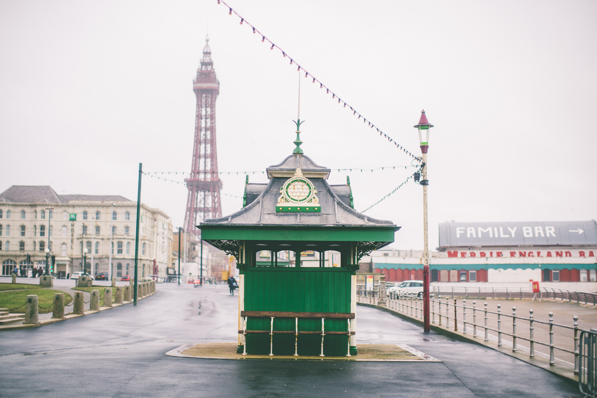 Blackpool Travel Photography
