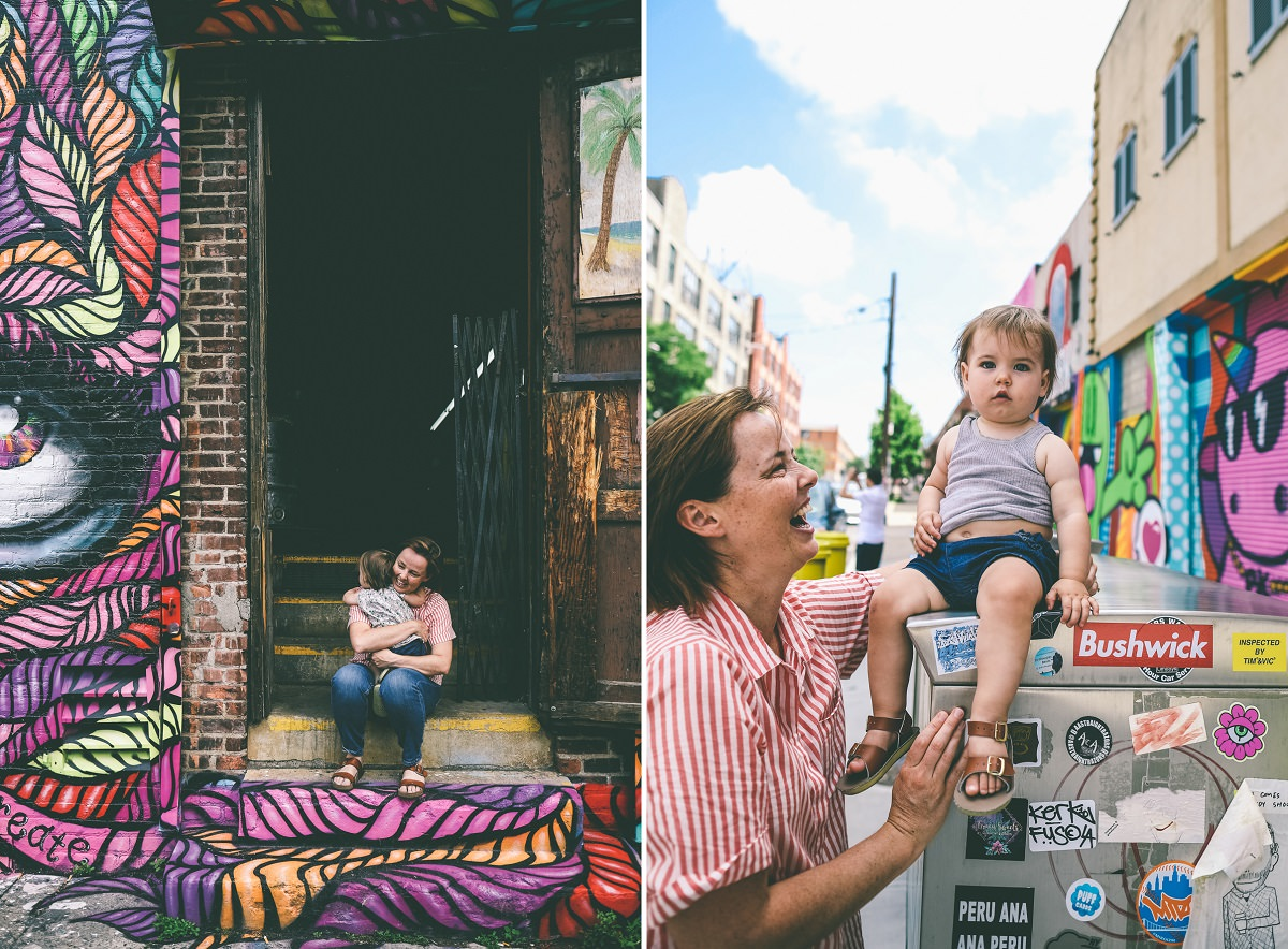 Bushwick Family Portraits