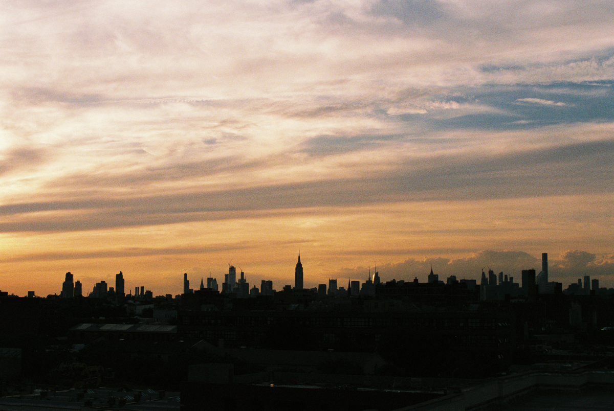 Brooklyn Sunset View