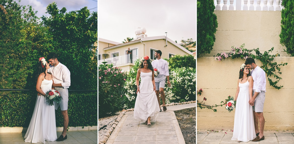 Cyprus Wedding Portraits