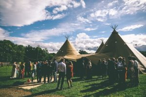 Outdoor Wedding Venue Cumbria