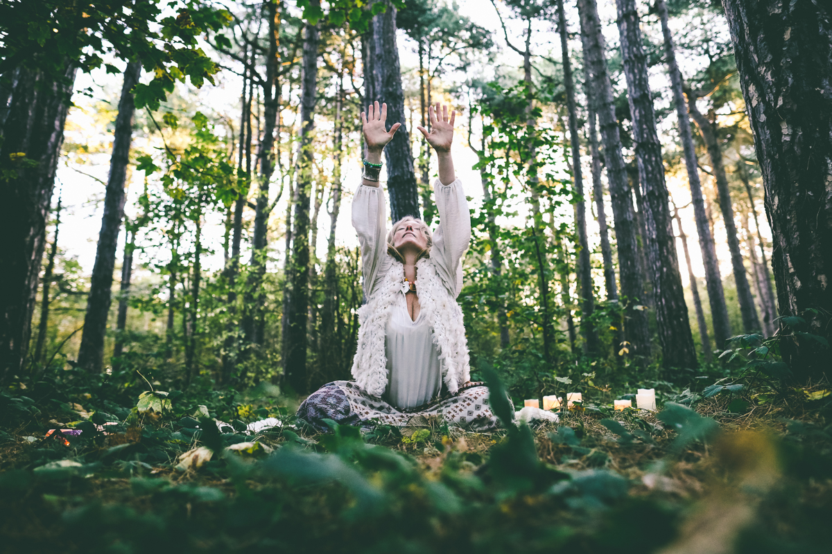 Kundalini Yoga Portrait Photography
