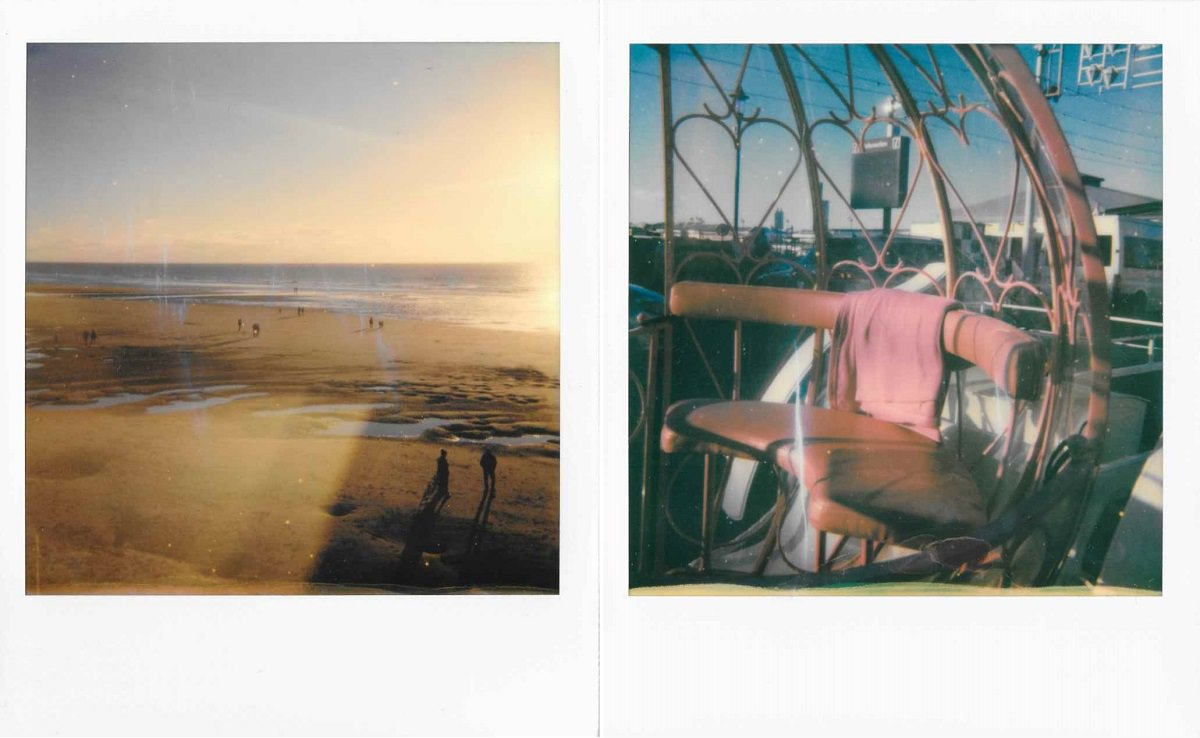 Blackpool Polaroid Photography