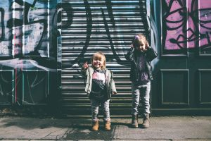Manchester Urban Family Portraits