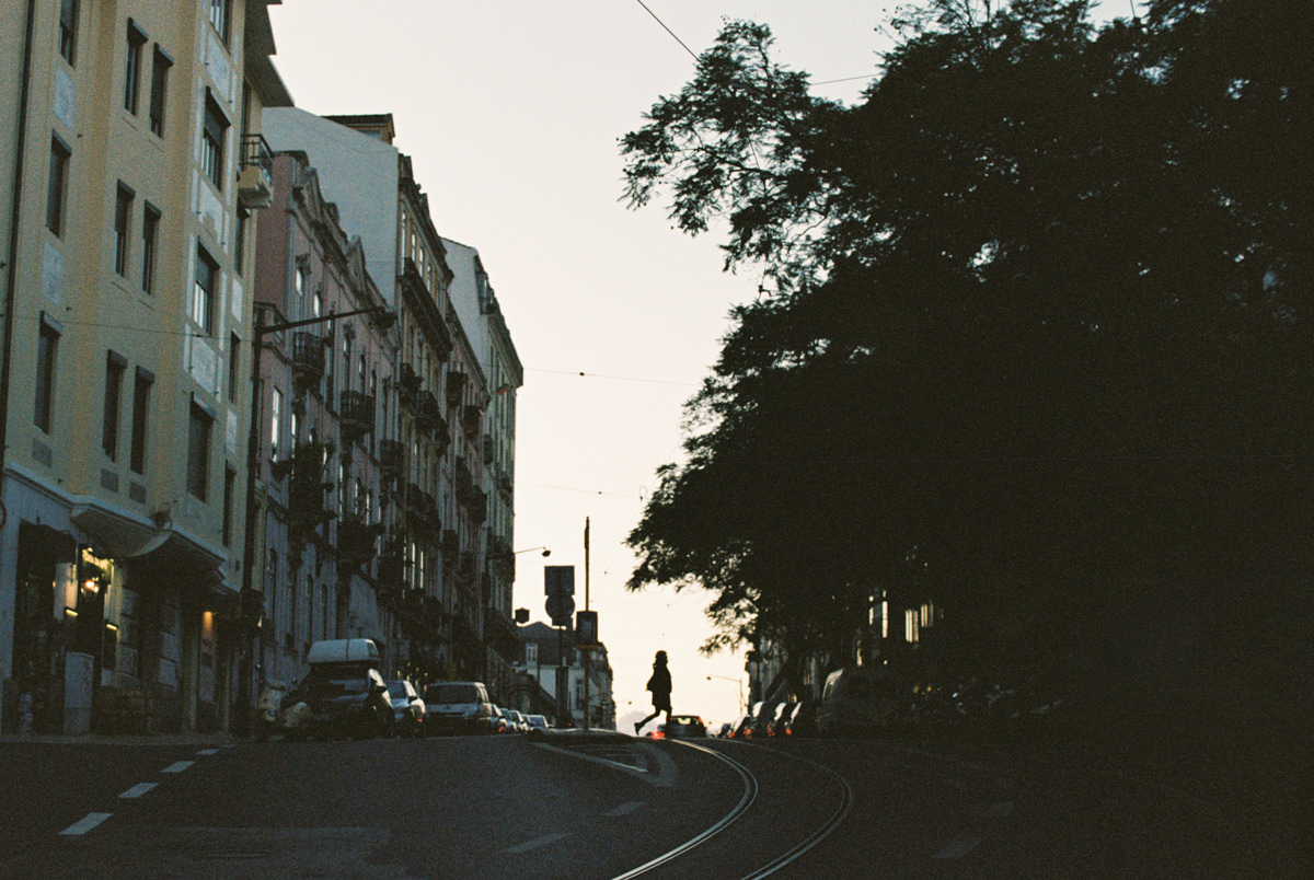 Lisbon Film Photographer