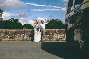 Eden Barn Summer Wedding