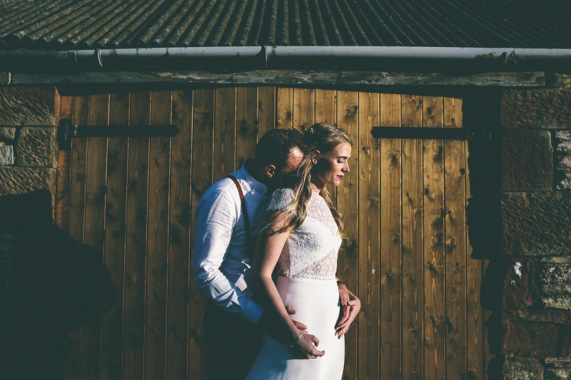 Eden Barn Wedding