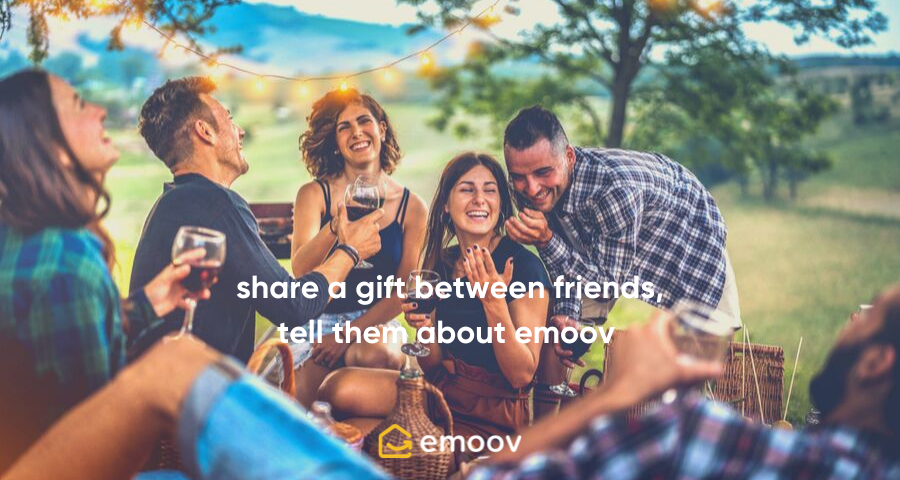 Refer a friend With emoov