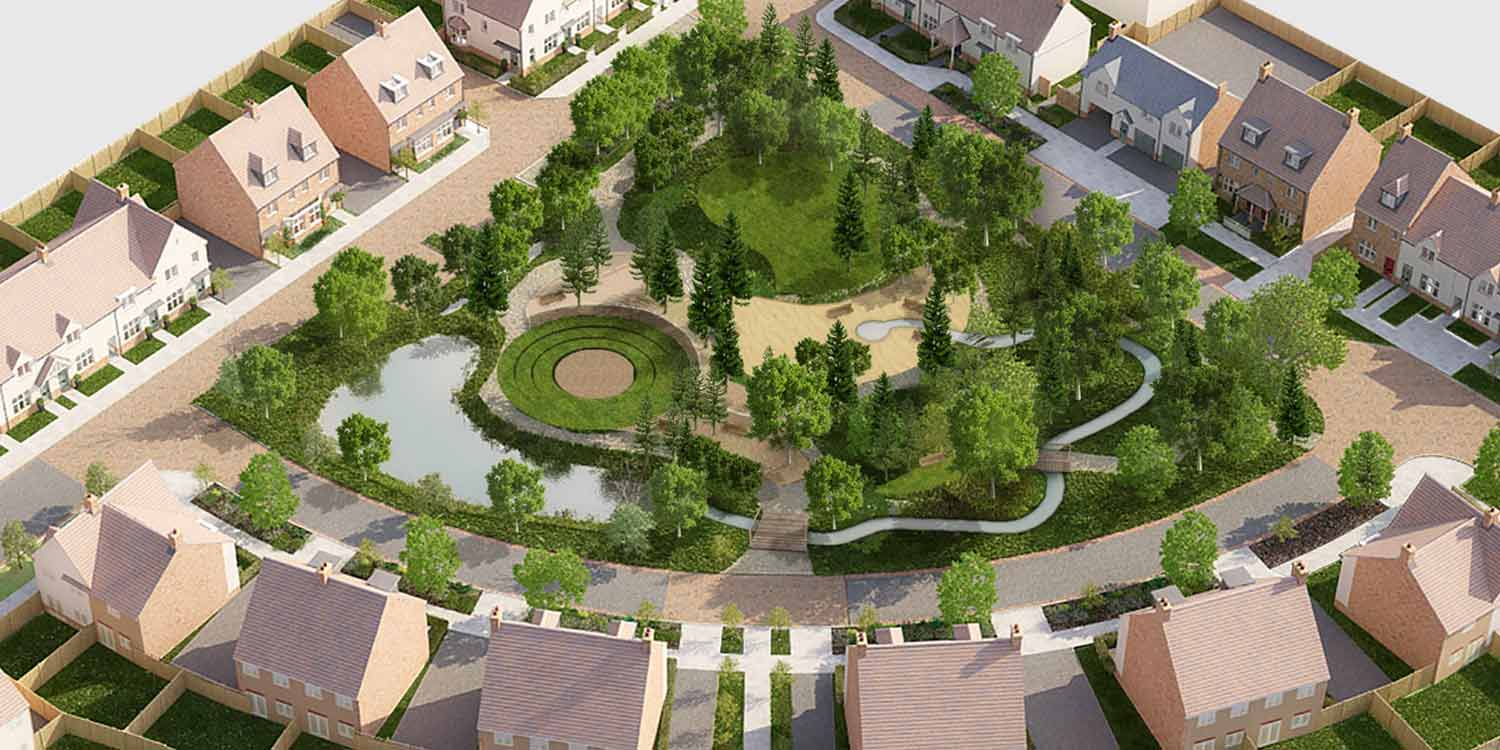 GardenVillages: NIMBYs Must Stand Aside